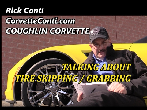 CORVETTECONTI VLOGS HOW TO TAKE TOP OFF & DOWN & TIRE SKIPPING ISSUES