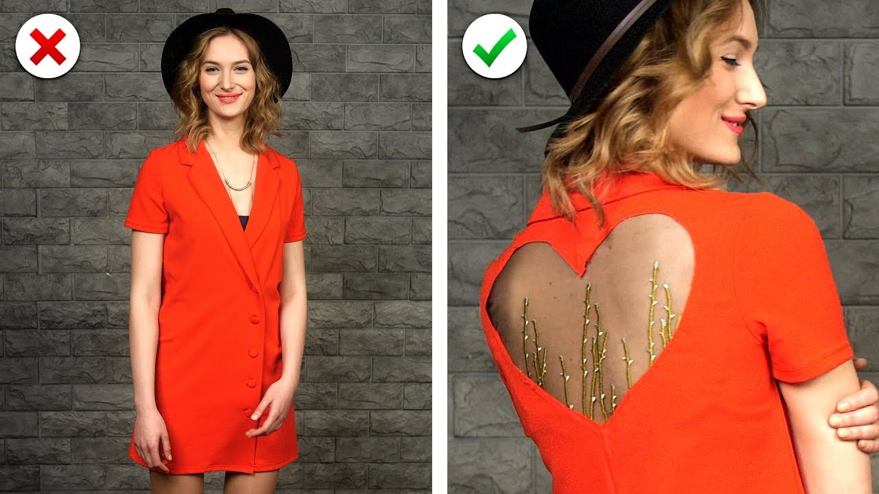 [VIDEO] - Simply Reuse! DIY Clothing Ideas and Fashion Hacks 2