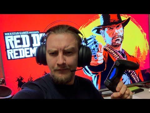 Стрим Red Dead Redemption 2 с Droider