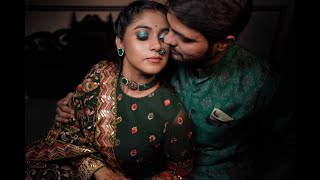 Gauri and Puneet | Wedding Film | 2020  #punga