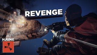 This INSANE PLAY got us 24 rockets.. (REVENGE) - RUST EPISODE 2