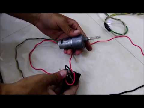 How to make dpdt switch