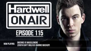 Hardwell On Air 115