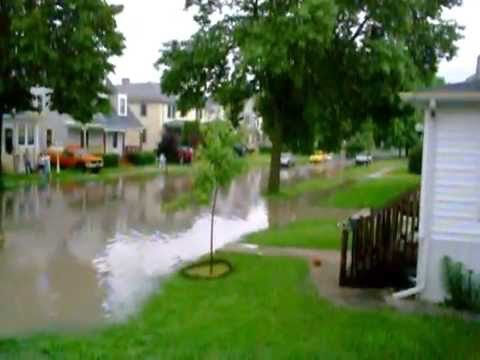 Fond du Lac Wisconsin Flood of 2008