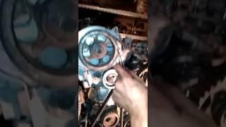 Зажигание двиготеля 2с