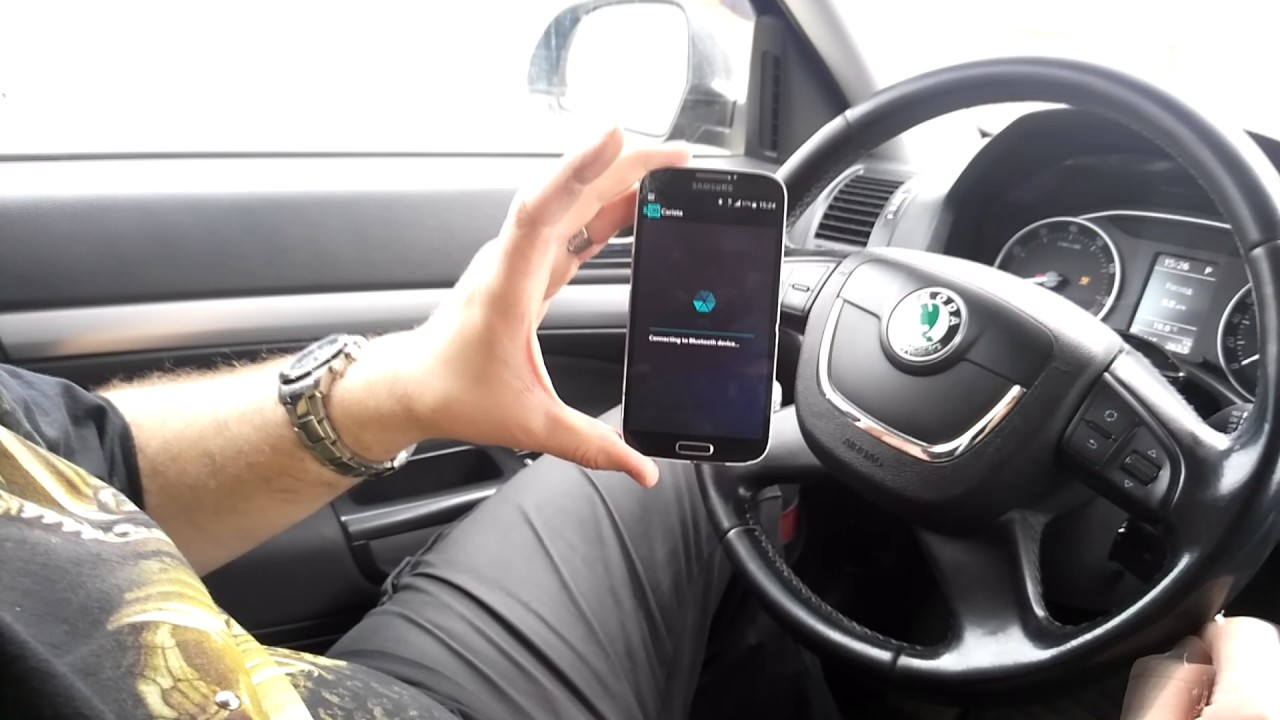 сброс ошибки airbag skoda fabia