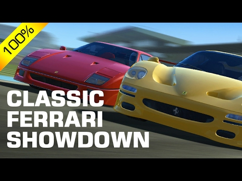 Real Racing 3 # Master # Classic Ferrari Showdown Completed
