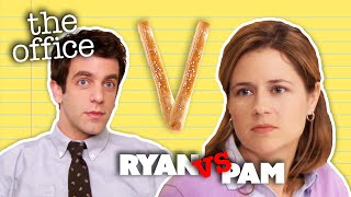 Ryan VS Pam - The Office US