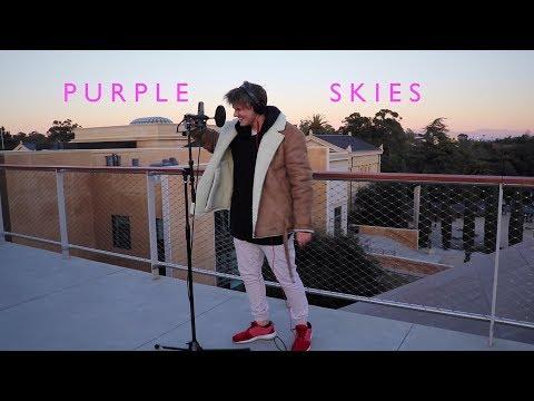 Griffin Stoller - Purple Skies