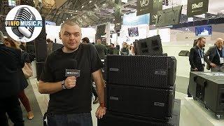 db Technologies VIO L 208 + VIO S118R  - Nowy system liniowy