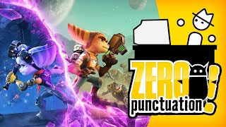 Ratchet and Clank: Rift Apart (Zero Punctuation) (Video Game Video Review)