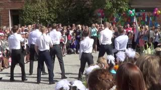 1 сентября 2015. г. Слюдянка школа №4