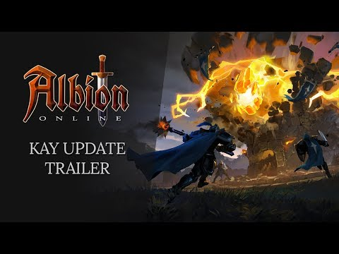 Albion Online | Kay Update Trailer