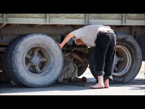 Проблемы Дальнобойщиков Средней Азии