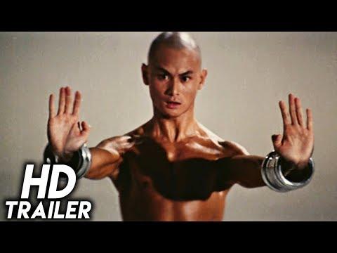 The 36th Chamber of Shaolin (1978) ORIGINAL TRAILER [HD 1080p]