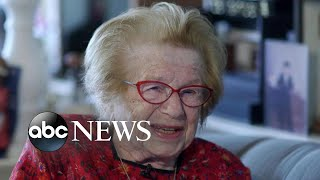 Dr. Ruth on becoming a sex expert, LGBT ally, American icon l Nightline