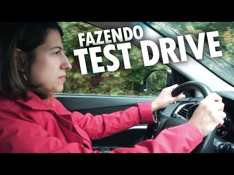 TEST DRIVE - SERÁ QUE VAMOS COMPRAR ESSE CARRO? - Carros no Canadá #2