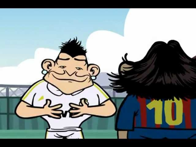 MESSI VS CRISTIANO RONALDO Travel Video