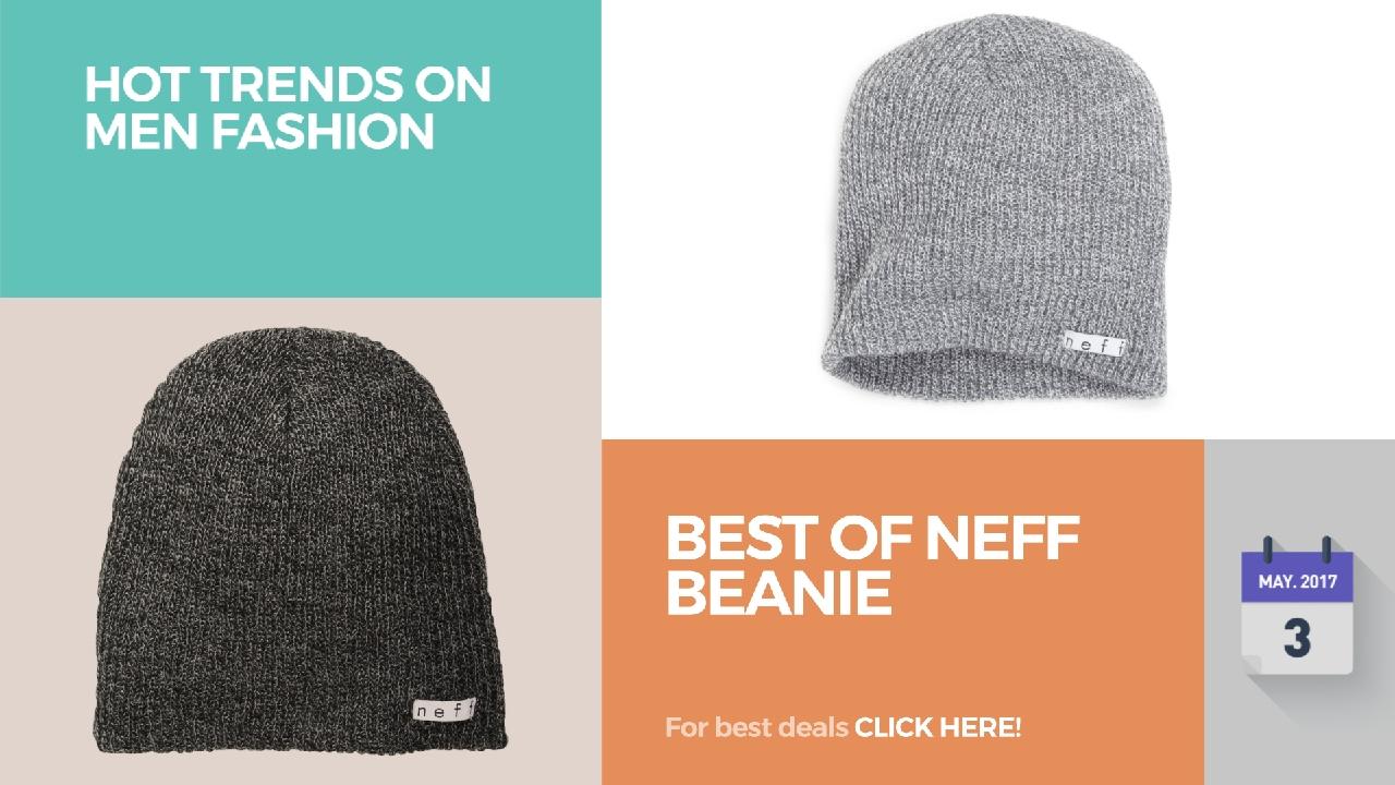 Best Of NEFF Beanie Hot Trends On Men Fashion - YouTube 0246effd4