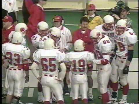 1998 Oregon High School Football State Championship - Ashland (13-0) v. Roseburg (11-2)