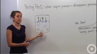 Boiling Point - Learn chemistry from a real expert