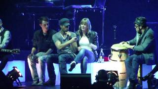 "Enrique Iglesias - ""Stand By Me"" (Ahoy Rotterdam, March 28, 2011, Euphoria Tour)"