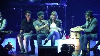 "Enrique Iglesias - ""Stand By Me"" (Ahoy Rotterdam, March 28, 2011, Euphoria Tour)"