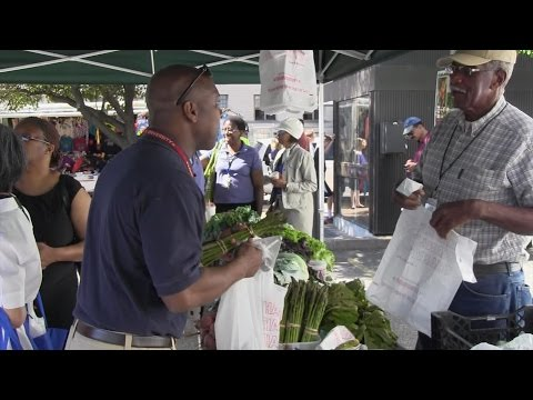 Farmers Markets More Popular Than Ever