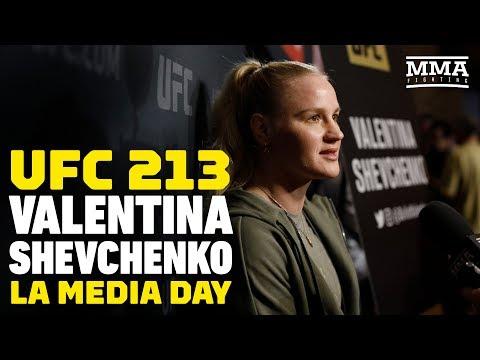 Valentina Shevchenko Vows to Finish 'Out of Control' Amanda Nunes - MMA Fighting