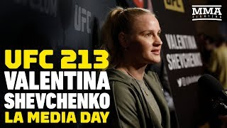 Valentina Shevchenko Vows to Finish 'Out of Control' Amanda Nunes - MMA Fighting