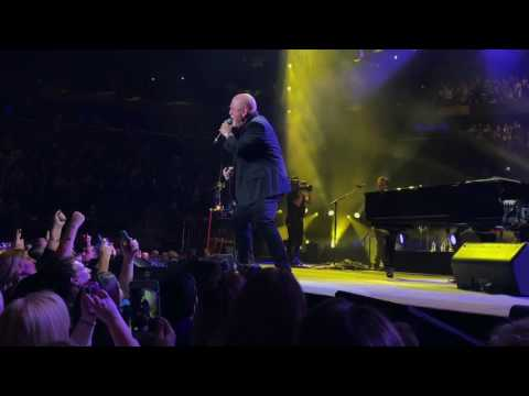 """""""It's Still Rock And Roll To Me"""" - Billy Joel At Madison Square Garden 11/30/16"""