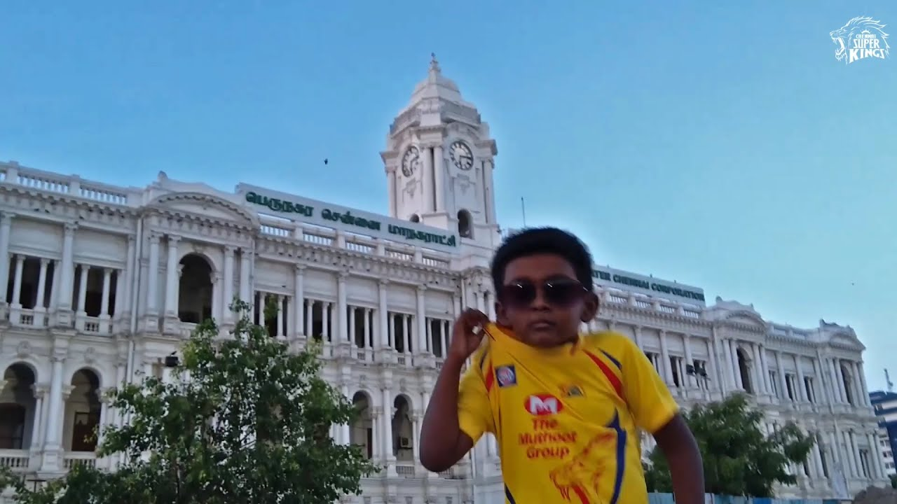 Super cute, super swag Whistle Podu video from a seven year old fan