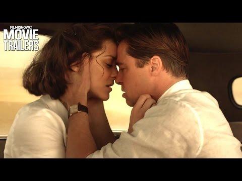 ALLIED Trailer - Brad Pitt & Marion Cotillard battle love and secrets in the spy drama