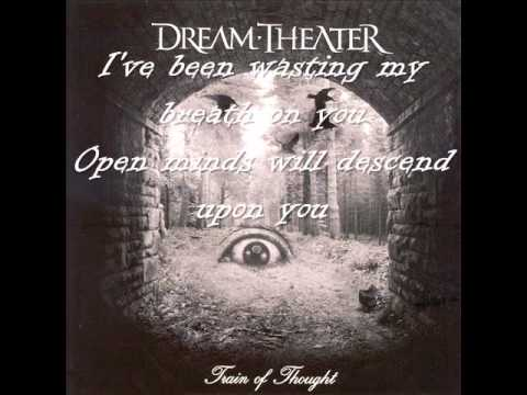 Dream Theater - As I Am (with lyrics)