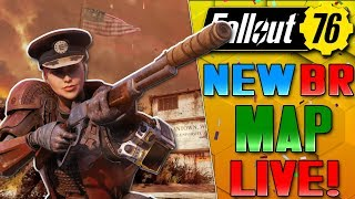 BIGGEST UPDATE YET!! -  Patch 13 Update Review - FALLOUT 76!! - LIVE