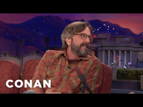 Marc Maron: There Are No Rules To Being President   CONAN on TBS