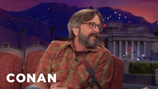 Marc Maron: There Are No Rules To Being President  - CONAN on TBS