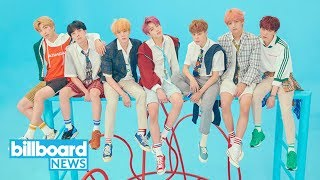 BTS Takes Crown From One Direction For Biggest Event-Cinema Release | Billboard News