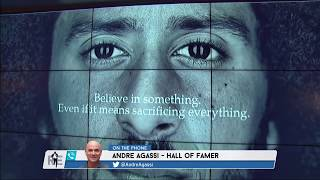 How to say agassi s videos InfiniTube