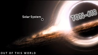 Is TON-618 the Largest Black Hole in the Universe? [OOTW]