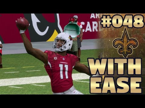 Madden NFL 17 Saints Franchise Ep. 48 | Catching With Ease!! (Week 15 Recap)