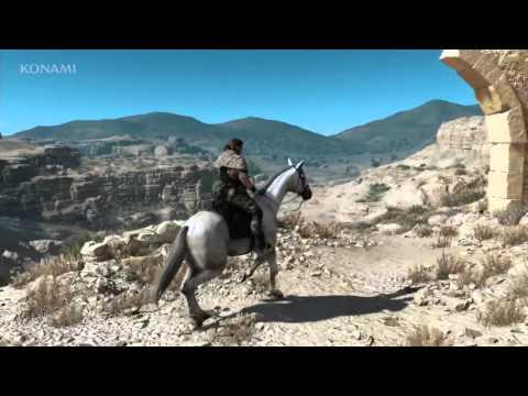 Metal Gear Solid V - The Phantom Pain Extended Trailer 2013 - Fandub Español Latino