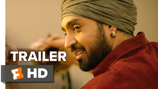 Phillauri Official Trailer 1 (2017) - Diljit Dosanjh Movie