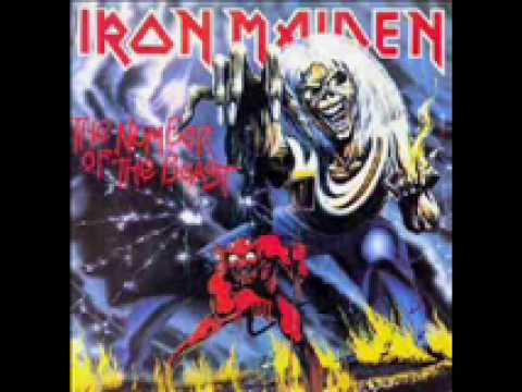 Iron Maiden666 the number of the beast