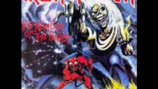 Iron Maiden-666 the number of the beast
