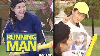 JeonSoMin vs SongJiHyo, The War Between the Queens Starts!!! [Running Man Ep 415]