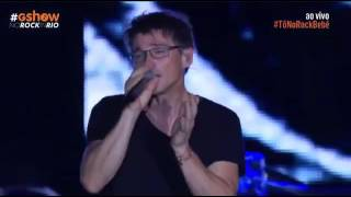 a-ha Take On Me live Rock In Rio 2015