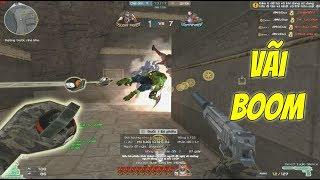 Bình Luận CF :  FR-F2-Freezing Và Quả Boom Zombie Thần Thánh