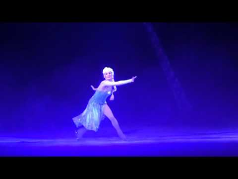 Disney On Ice presents Frozen: Let It Go (1-24-2016)