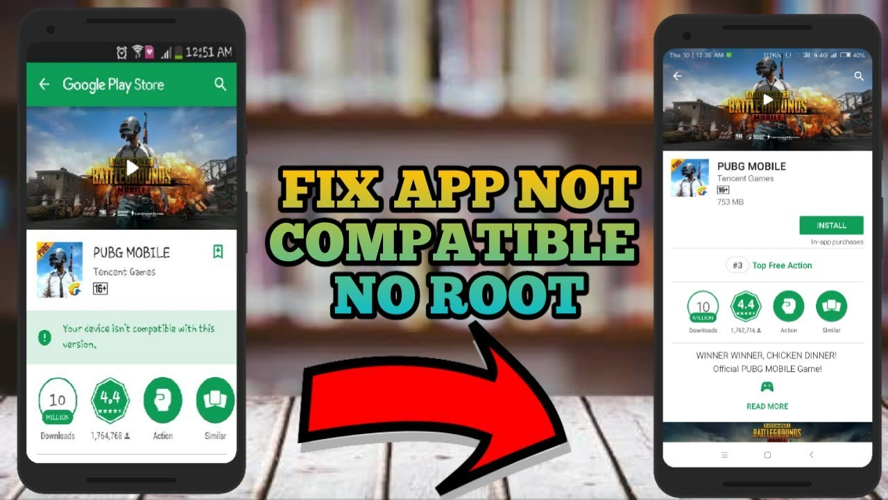 How To Install Incompatible Apps From Android Market For